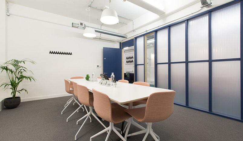 Meeting Room 5, TOG, 133 Whitechapel High Street