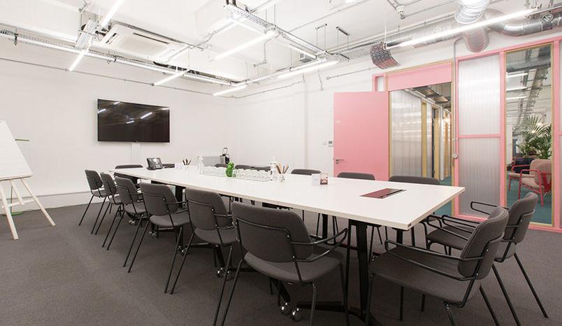 Meeting Room 6, TOG, 133 Whitechapel High Street
