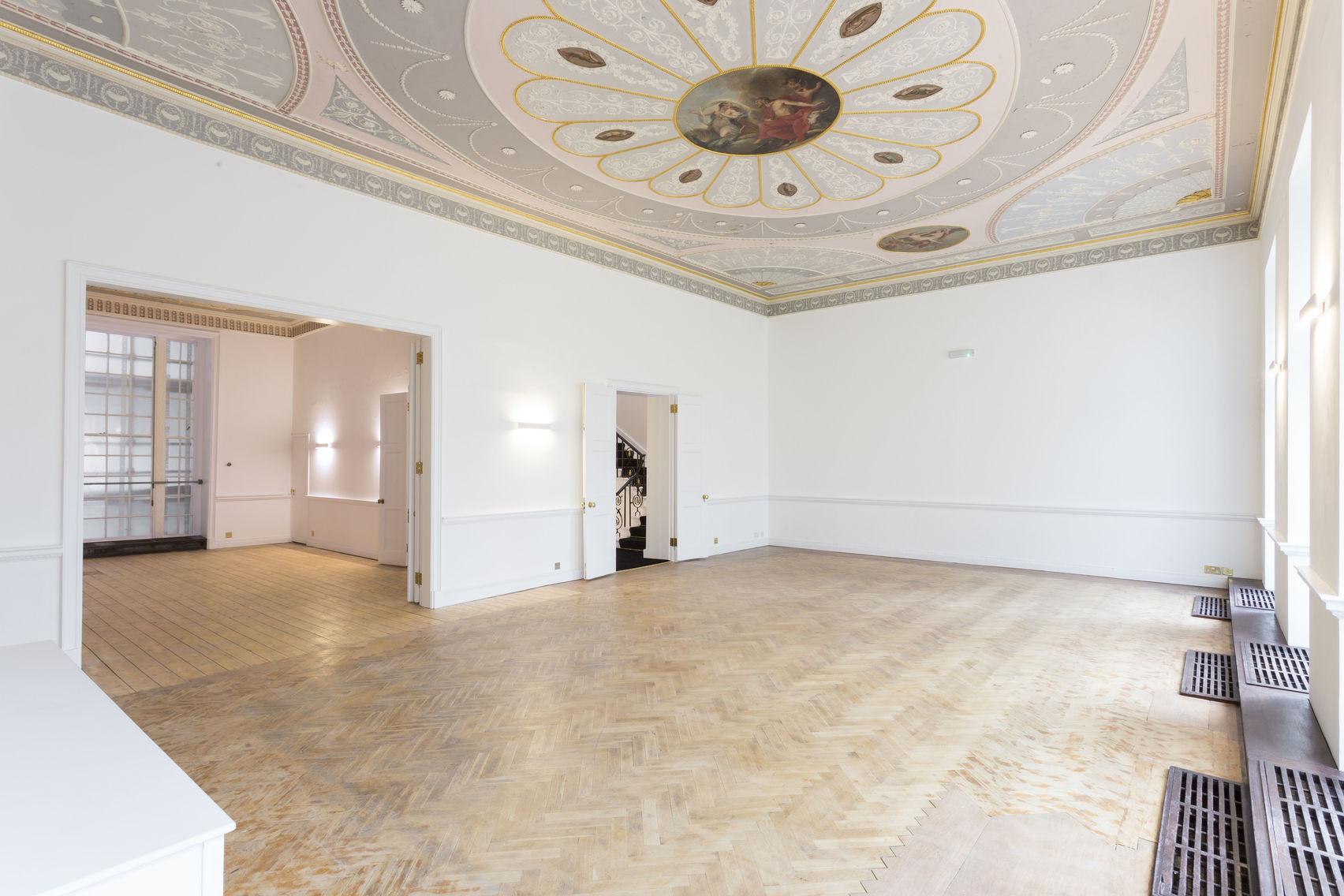38 Grosvenor Square, Venue Lab