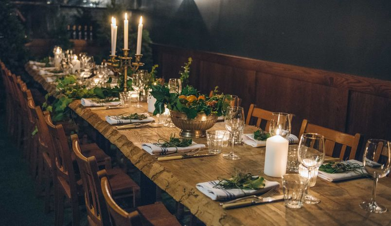The Private Dining Room, Mac and Wild City