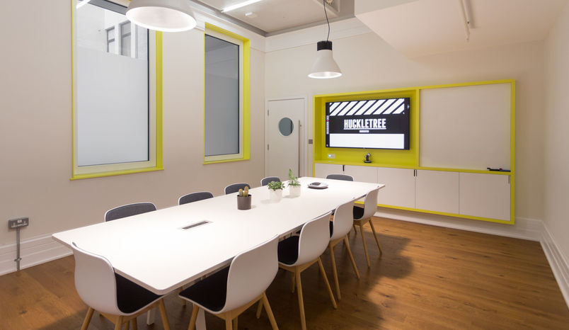 Menlo Meeting Room, Huckletree Shoreditch