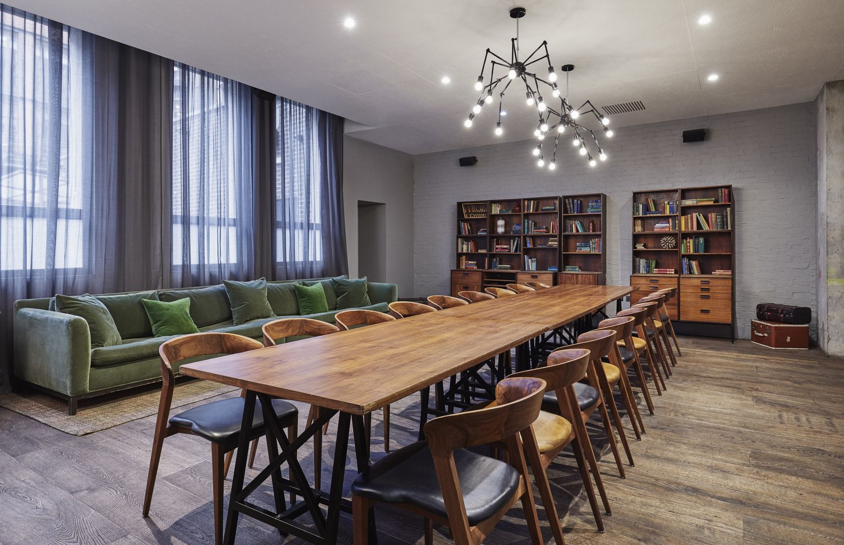 The Living Room, The Hoxton Holborn