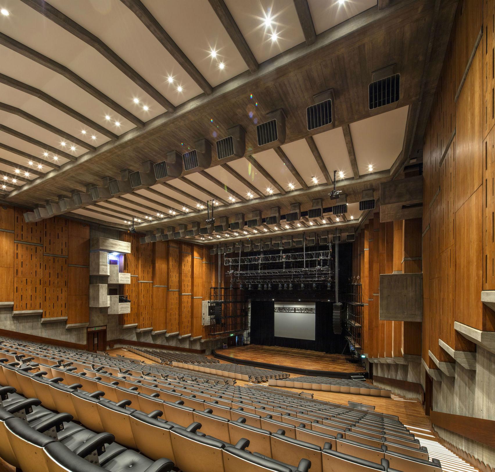 Queen Elizabeth Hall Auditorium, Southbank Centre