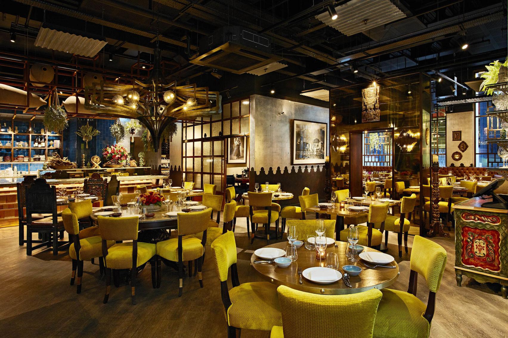 Restaurant, COYA Angel Court