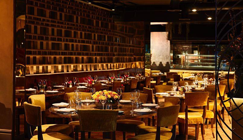 Restaurant, COYA Mayfair