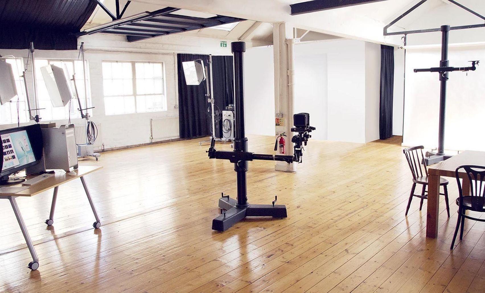 Photo studio, Clerkenwell Studio