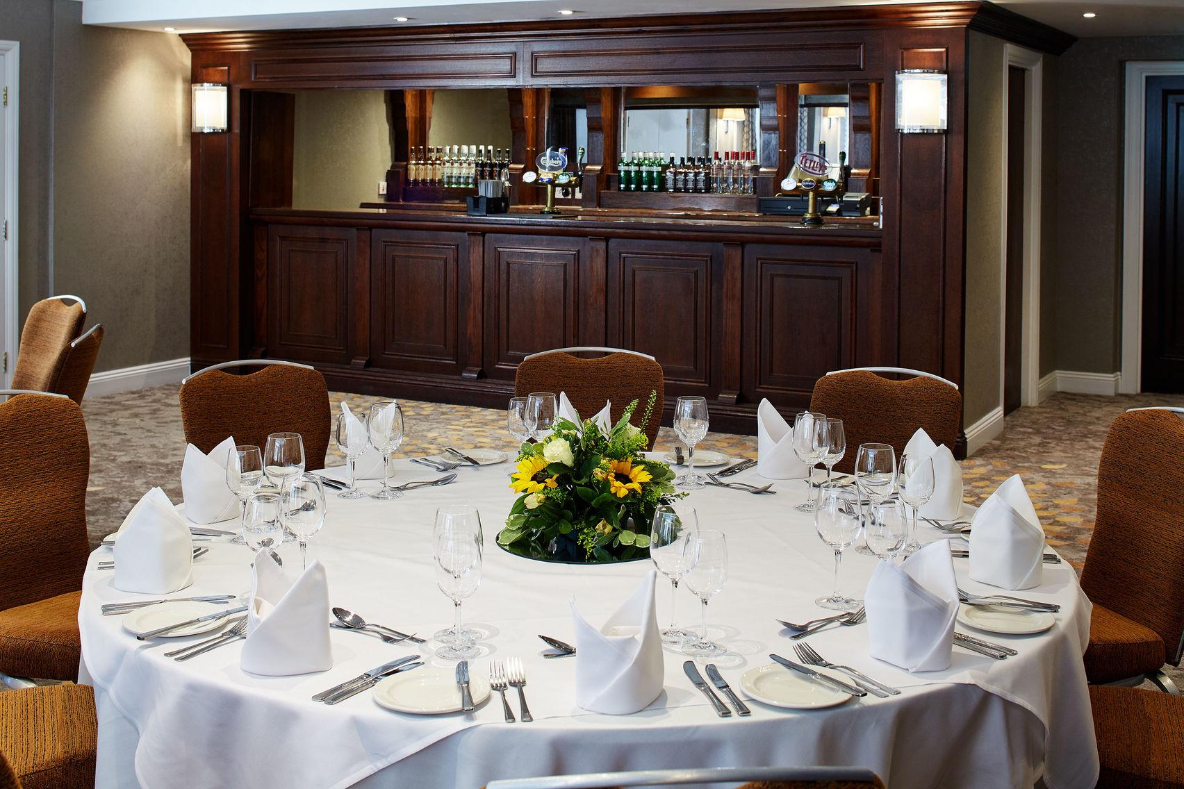 Bullstrode Suite, The Bull Hotel
