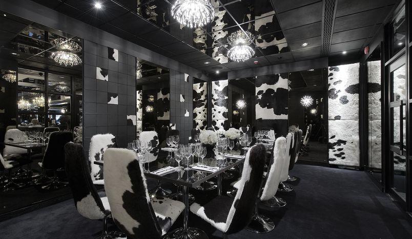 Private Dining Room, Gaucho Smithfield