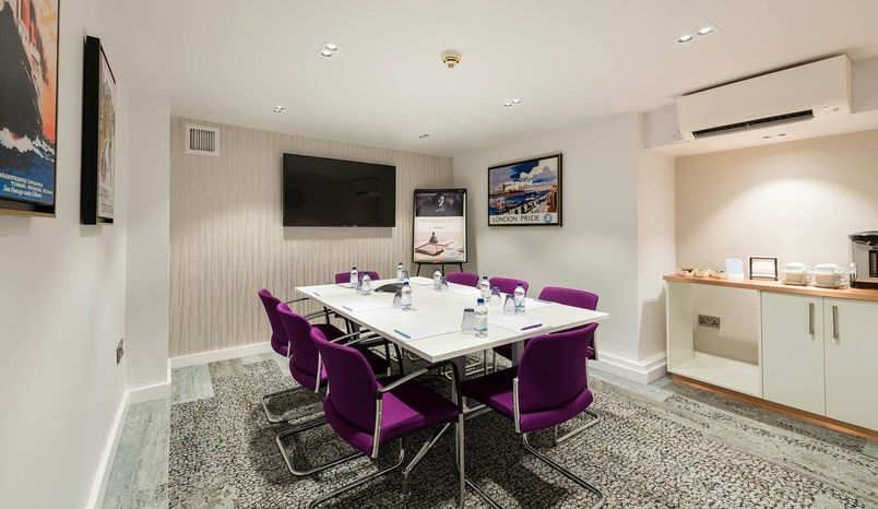Sussex Suite, Mercure London Paddington