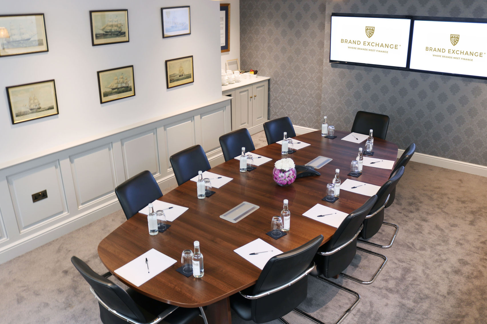 The Boardroom, Brand Exchange
