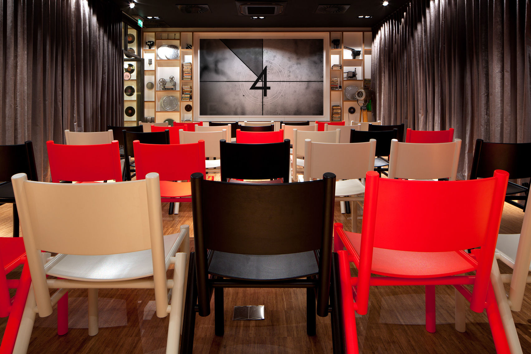 The Screening Room, citizenM Hotel