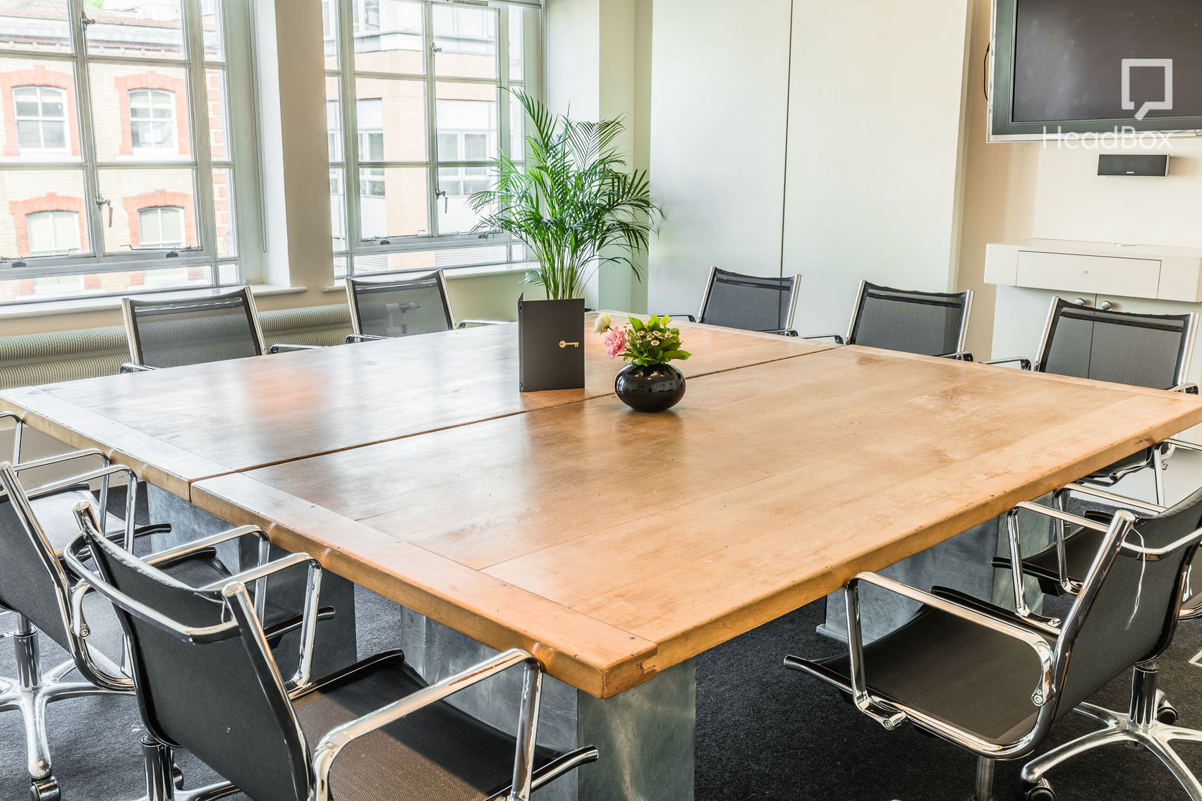 Boardroom 2, One Alfred Place