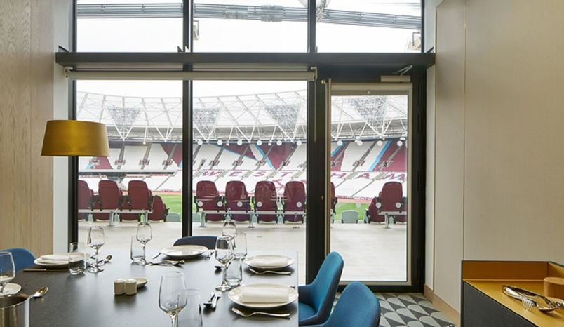 The Boxes, London Stadium