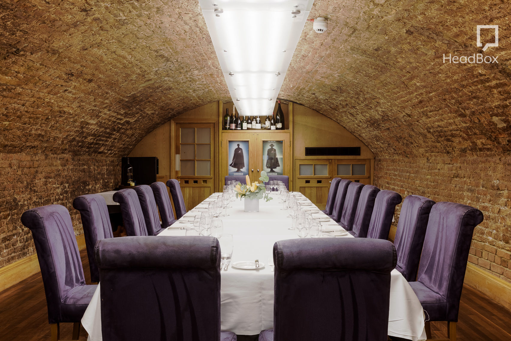 The Sandeman Vault and Room , The Don Restaurant