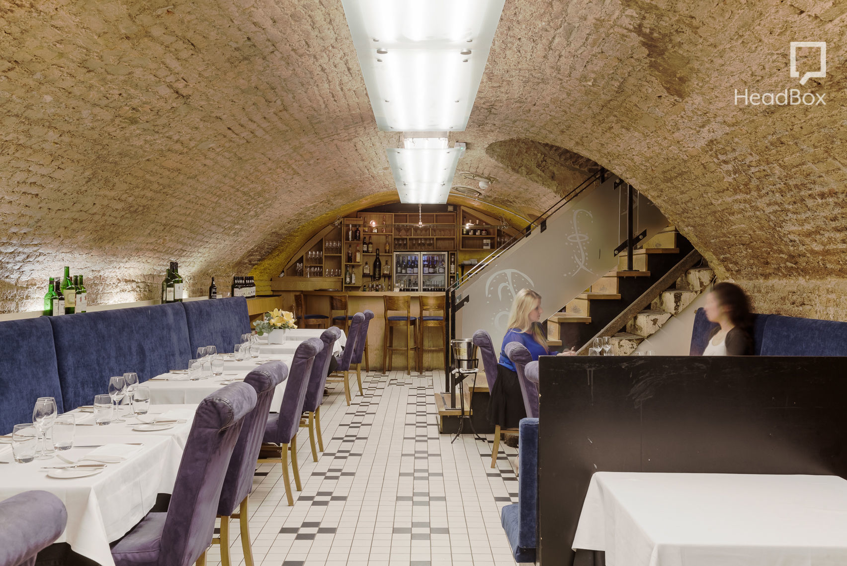 The Blending Room , The Don Restaurant
