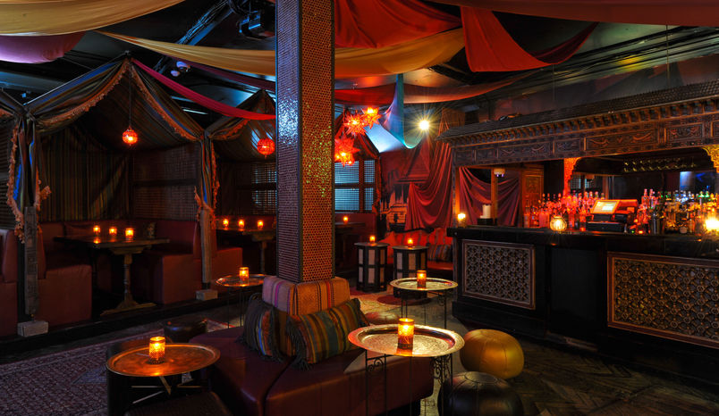 Sahara Room, Jewel