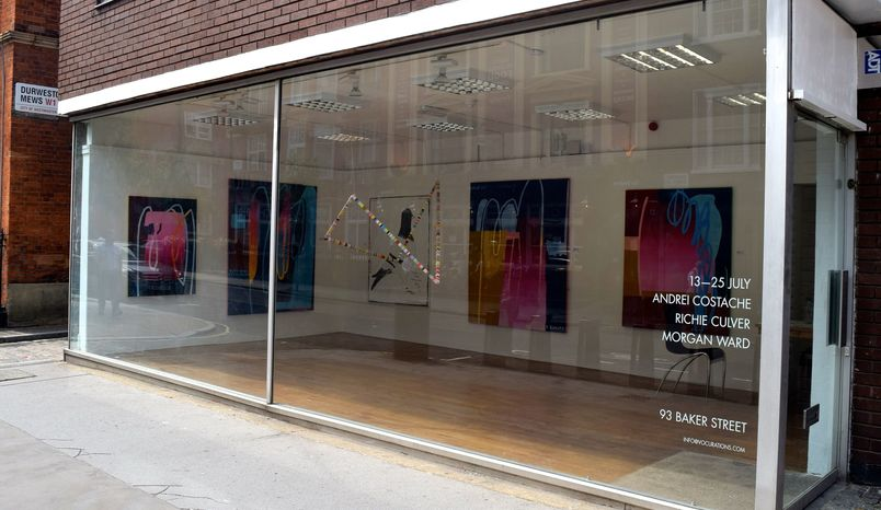 Gallery, 93 Baker Street