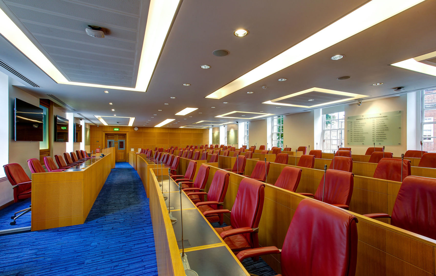 Council Chamber, BMA House