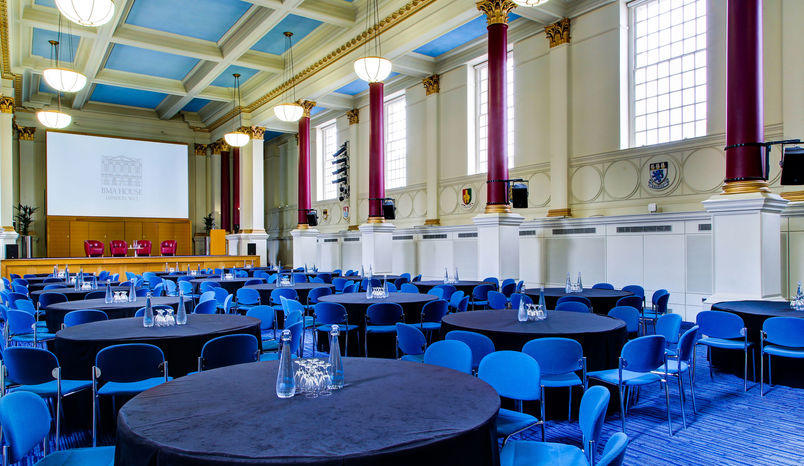 Great Hall & Lutyens Suite, BMA House