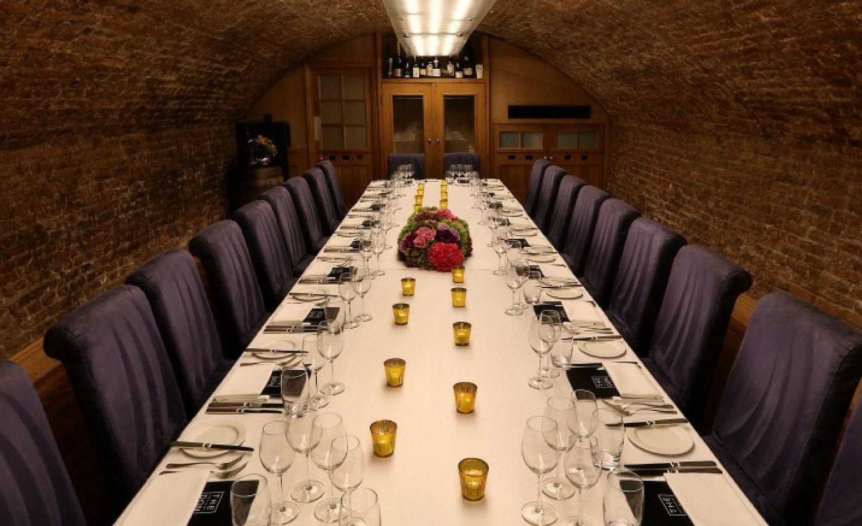 The Sandeman Room, The Don Restaurant