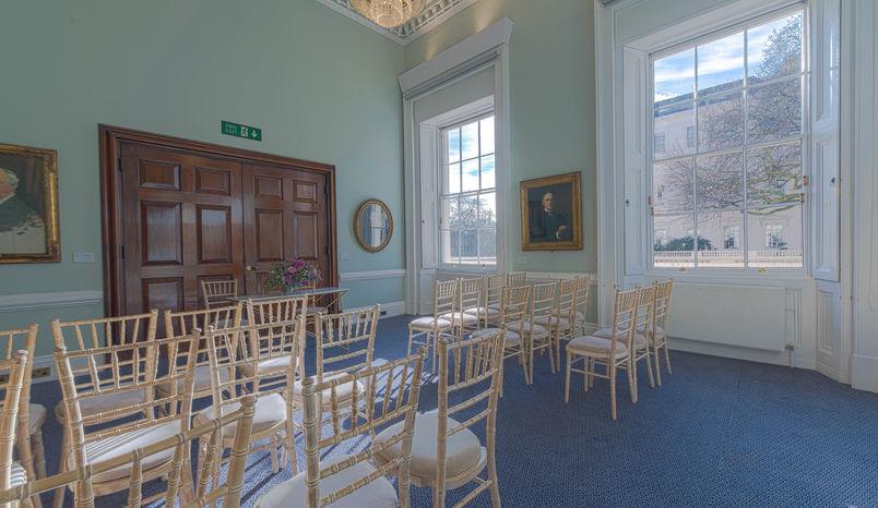 Burlington Room, {10-11} Carlton House Terrace