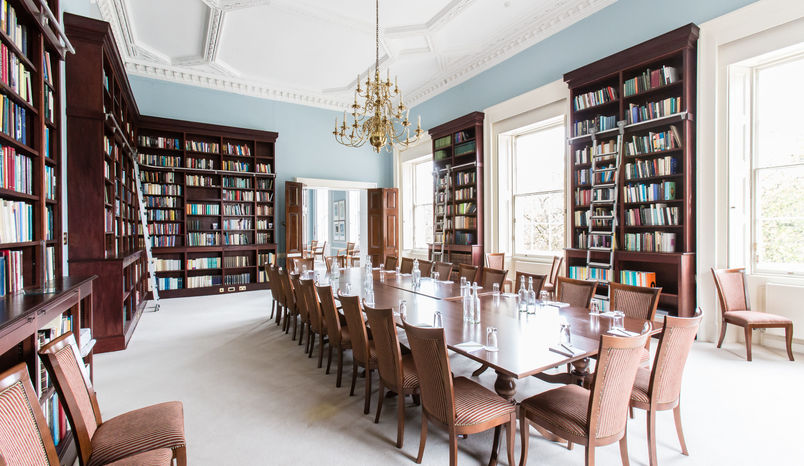 Lee Library , {10-11} Carlton House Terrace