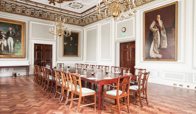 Council Room, {10-11} Carlton House Terrace