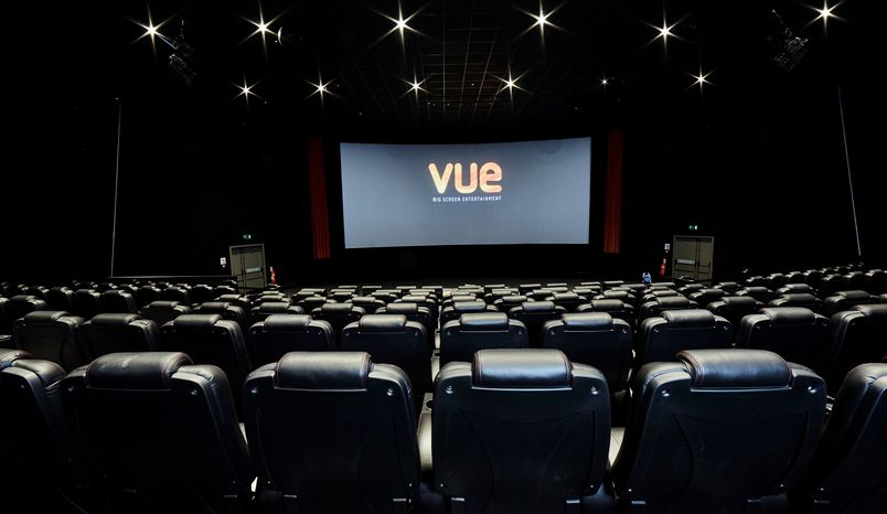 Entire Venue, Vue West End