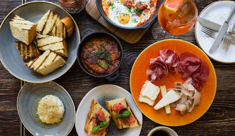 Private Brunch, The Ampersand Hotel