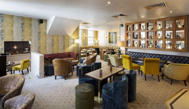 Aviator Cocktail Lounge, Hush Mayfair