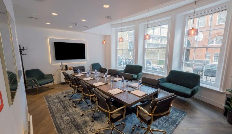 The Boardroom, 31 Draycott Avenue