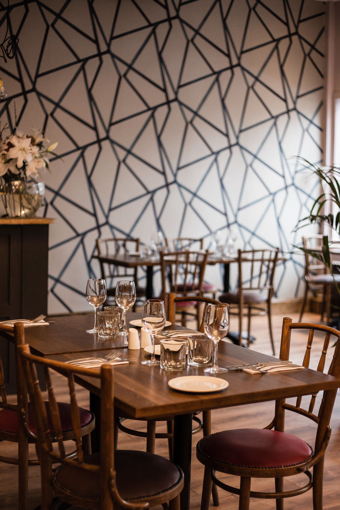 Private Dining Room, New Chapter