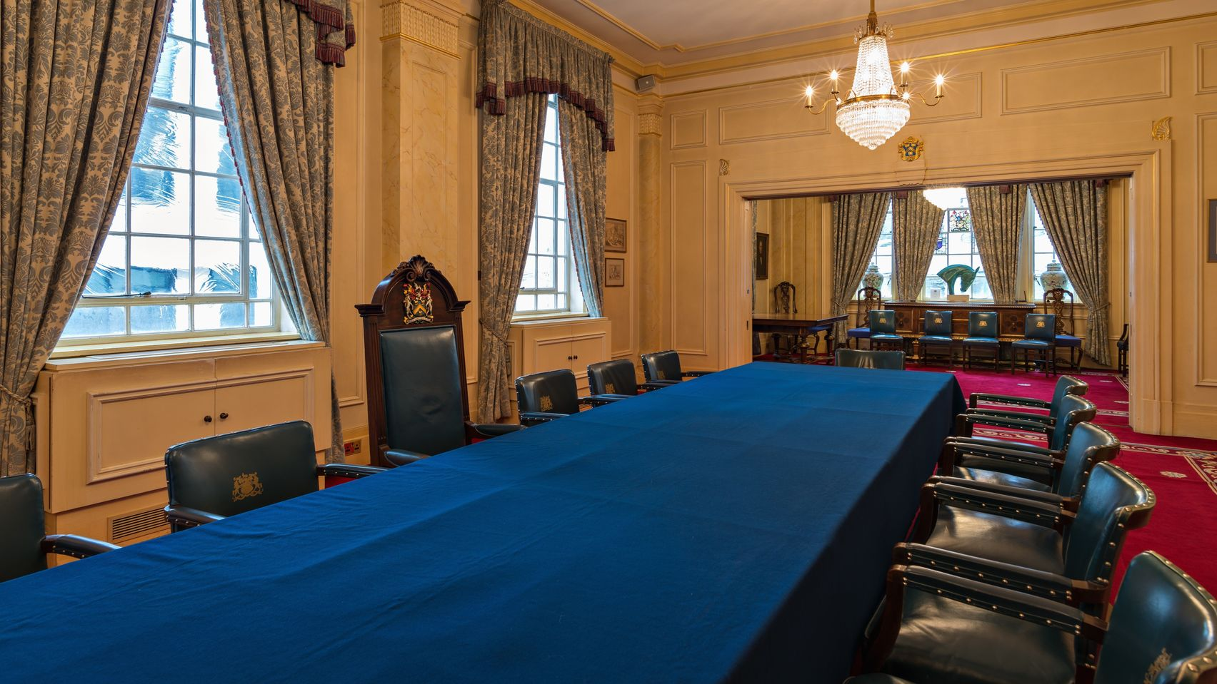 Court Room, Saddlers' Hall