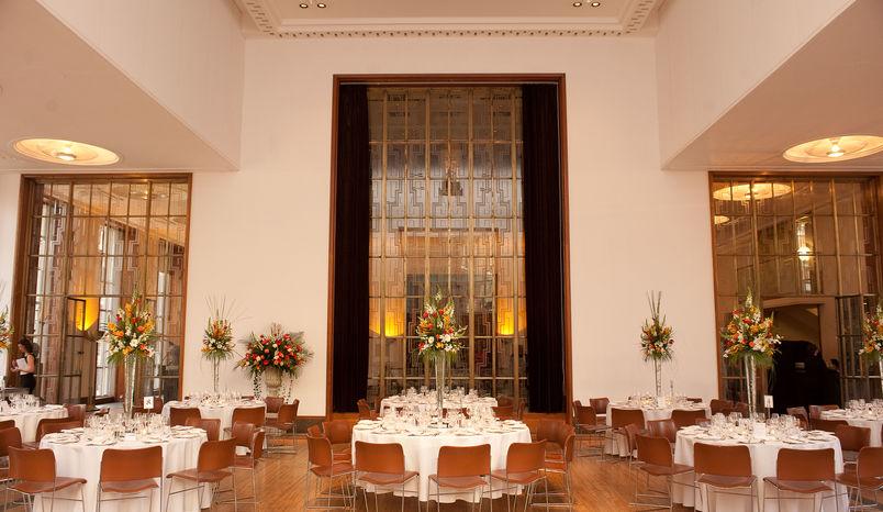 Florence Hall, RIBA