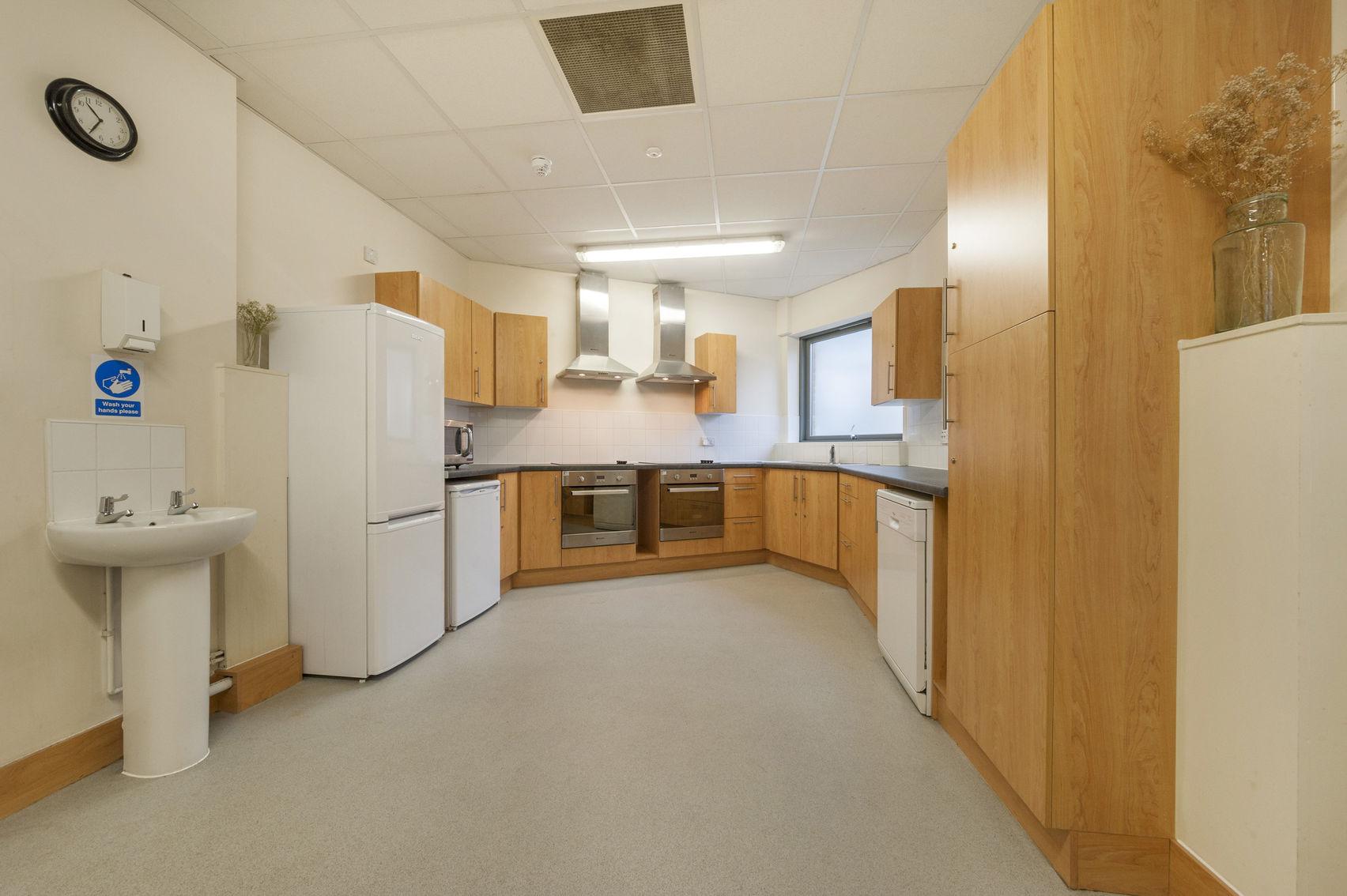 Kitchen, The Arc Centre