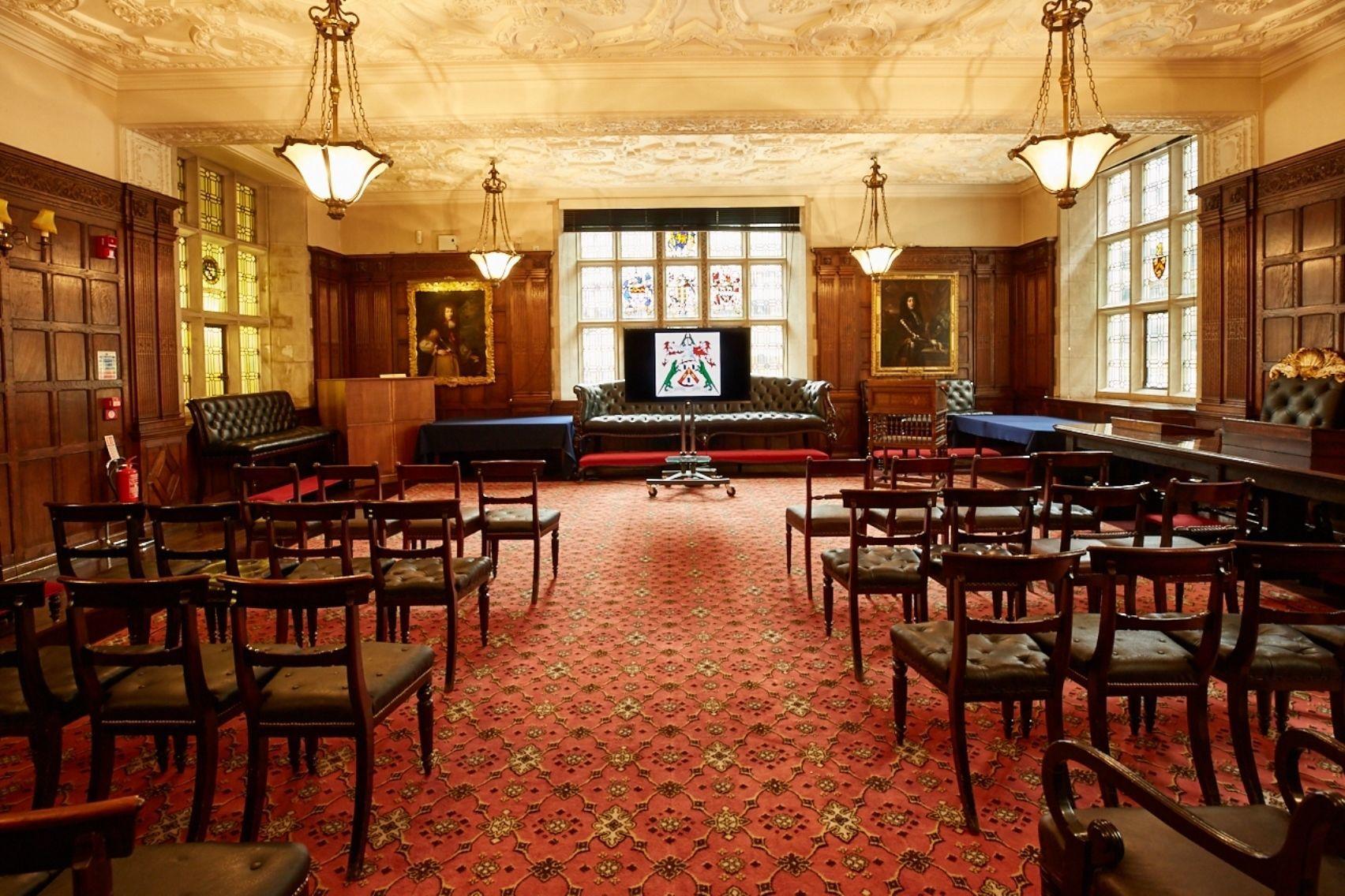 Court Room and Luncheon Room, Ironmongers Hall