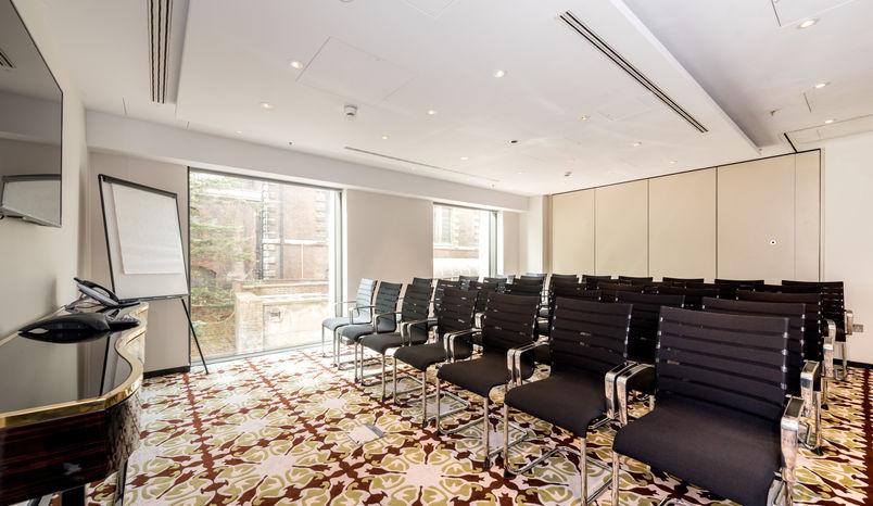 Meeting Room 3, Dorsett City Hotel