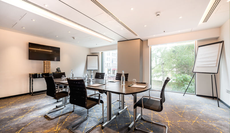 Meeting Room 1 + 2, Dorsett City Hotel