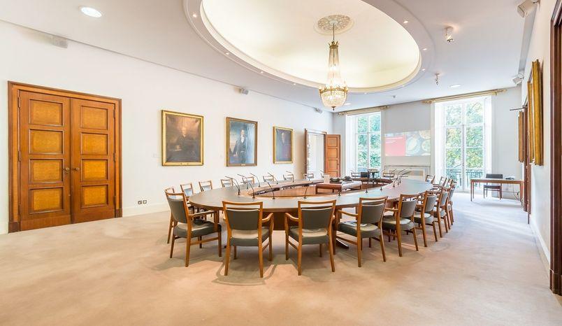 Council room, The Royal Society