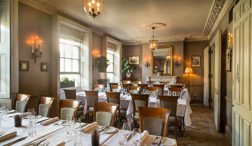 Main & Small Dining Room, The Thomas Cubitt