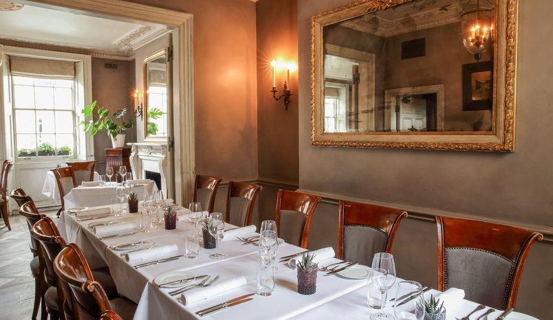 Small Dining Room, The Thomas Cubitt