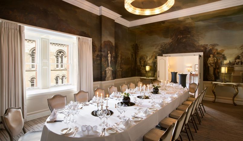 Versailles Suite, Waldorf Astoria Edinburgh - The Caledonian