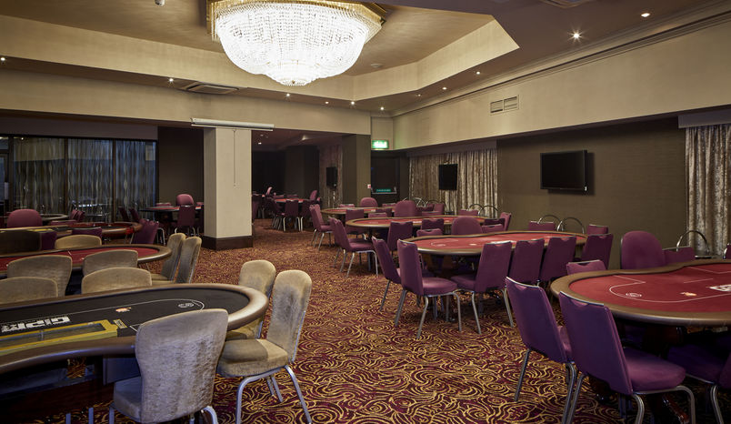 Poker Room, Grosvenor Casino Birmingham Hill Street