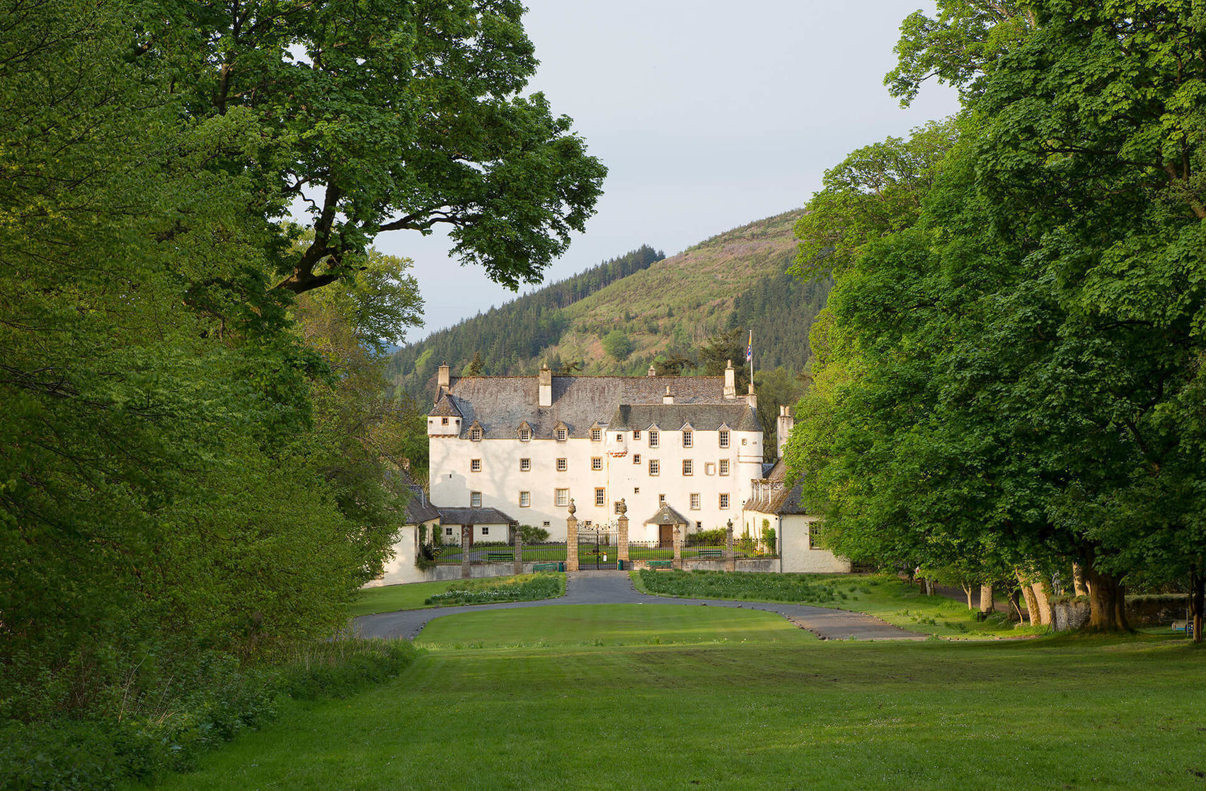 Corporate Away Day, Traquair House