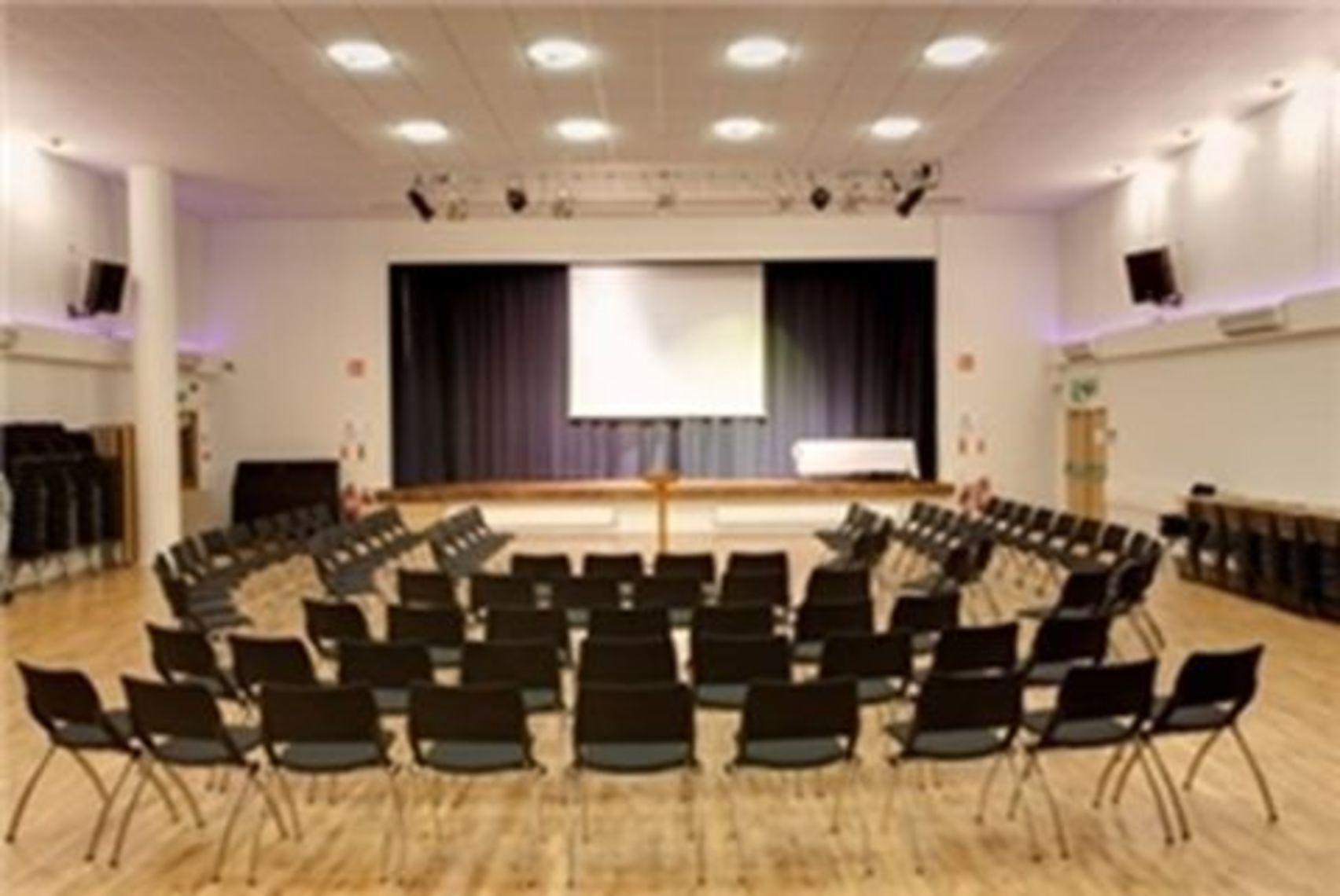 Assembly Hall, Baden-Powell House