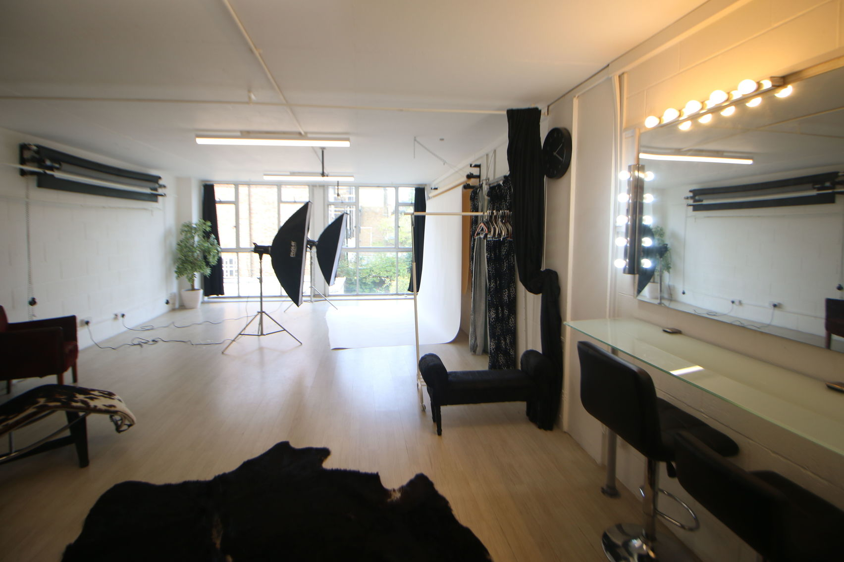 Boutique Photography Studio in trendy Brixton, Captured Studio