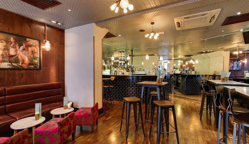 Cocktail Lounge, Patch St. Paul's