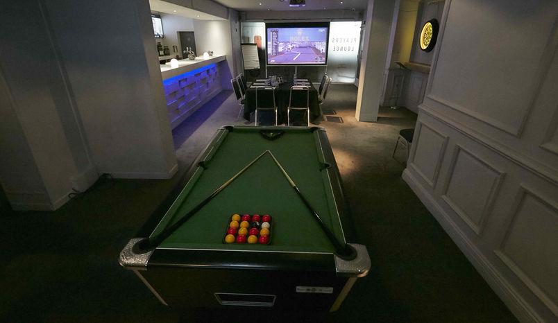 Players Lounge, Rileys Haymarket