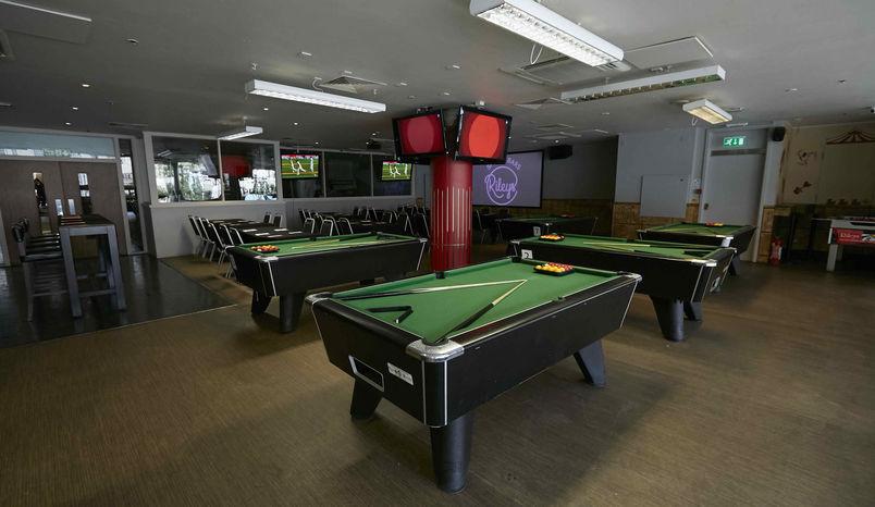 Games Room, Rileys Haymarket