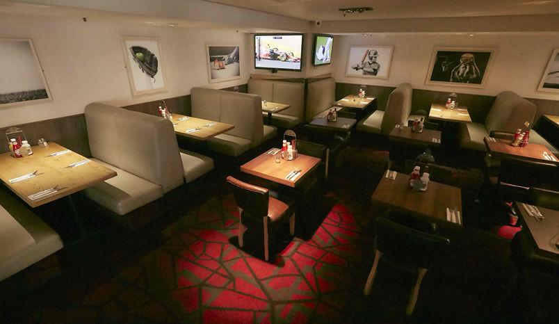 Restaurant, Rileys Haymarket